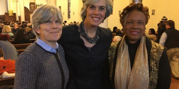 Katherine Clark and Denise Simmons